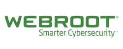 Webroot Smarter Cybersecurity logo