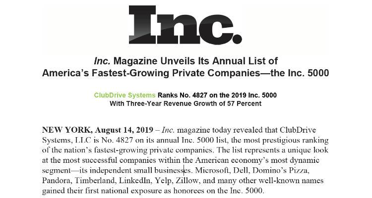 screenshot of the linked Inc. article